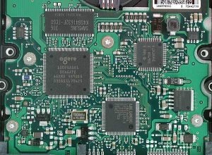 Hard Disk Drive Printed Circuit Board